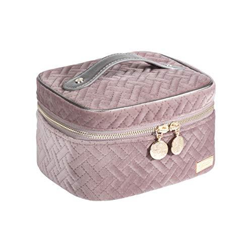 Stephanie Johnson Women's Milan Louise Travel Case, Dusty Plum, One Size