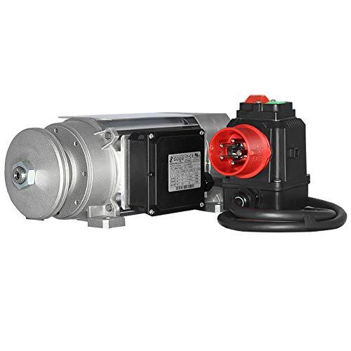 soga MR65 T1SC/2 / Kreissägenmotor 400 V 3.0 kW 2800 min-1 Rechtslauf/Elektromotor Kreissäge inkl. Schalter