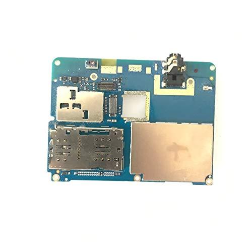 Cellphone Mainboard Original 32GB / 16GB Unlocked International Motherboard Main Board Repair Parts Replacement Fit for Meizu M5S Phone Repair Motherboard (Color : 16GB)