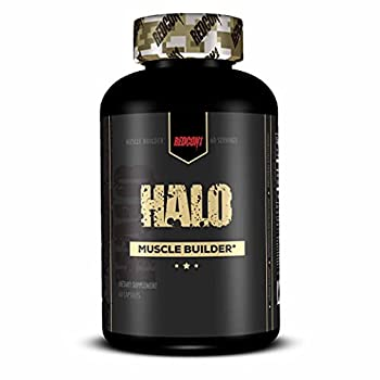 Redcon1 - Halo - 60 Servings Muscle Builder Increase Lean Gains and Muscle Mass Increase Protein Synthesis
