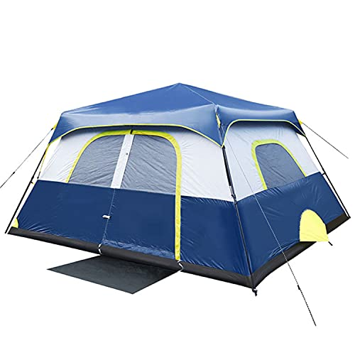 Tents, 8 Person 60 Seconds Set Up Camping Tent, Waterproof Pop Up...