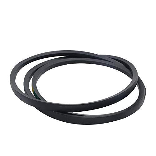 Othmro C-3556/C140 Drive V-Belt Inner Girth 140-inch Industrial Power Rubber Transmission Belt