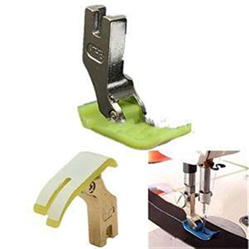 YanHui-LZC 10 unids Antideslizante para Pieles de Costura Inferiores Herramientas prácticas Herramientas de Agujas industriales Trabajos de Coser Máquina de Coser Suministros Accesorios para pies de