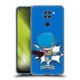 Head Case Designs Oficial Super Friends DC Comics Batman Niños pequeños 1 Carcasa de Gel de Silicona Compatible con Redmi Note 9 / Redmi 10X 4G