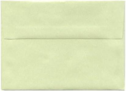 JAM PAPER A2 Metallic Invitation Very popular! Envelopes - 5 8 Los Angeles Mall 4 Ser x 3
