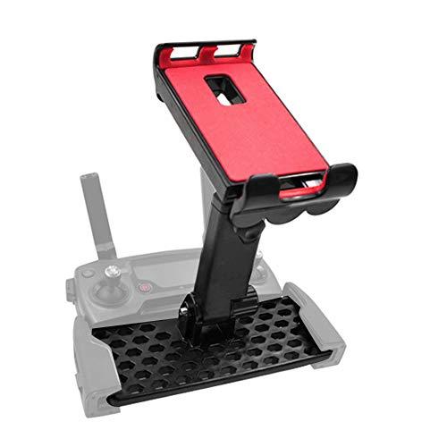 Weikeya Amplio RC Accesorio, Rojo Remoto Control Soporte Remoto Control Tableta Soporte Amplio Distancia Inyección Moldura Hecho de El plastico