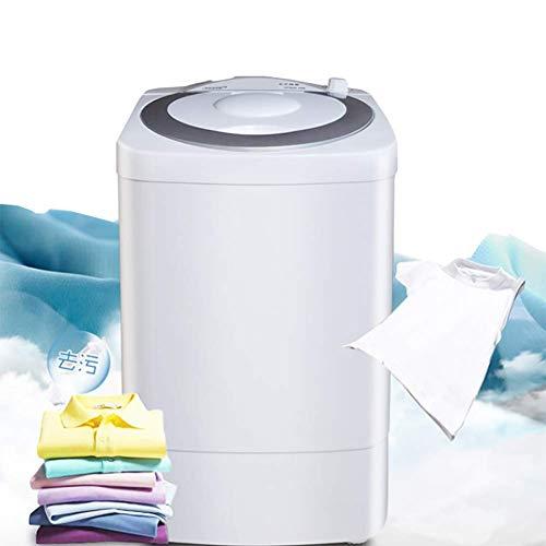 XIAOFEI Mini Lavatrice Semi-Automatica Casa Dormitorio Semi-Automatica Bambino Eluizione Integrata Asciugatura della Cinghia