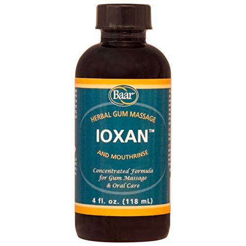 Ioxan Herbal Gum Massage, 4 oz.
