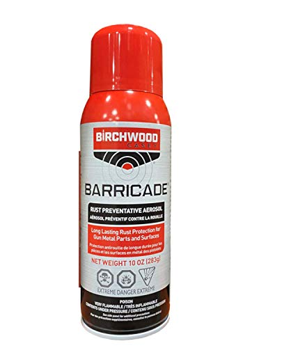 Birchwood Casey Barricade Rust Protection 10 Ounce aerosol