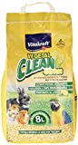 Vitakraft 1571260031 - Vegetal Clean Corn maiz 8 l