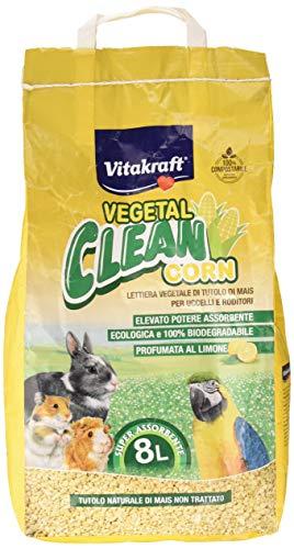 Vitakraft 1571260031 - Vegetal Clean Corn maiz 8 l ⭐