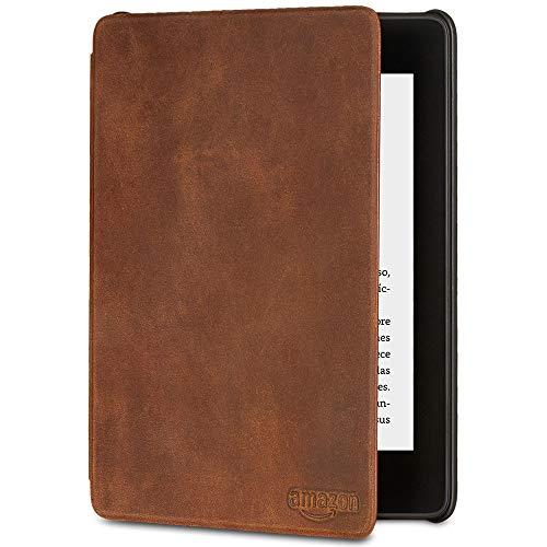 Funda de cuero de alta calidad para Kindle Paperwhite (10