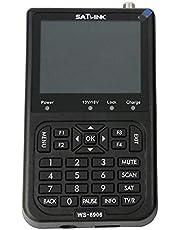 جهاز قياس إشارة الرابط الرقمي WS-6906 من Scienish Satlink