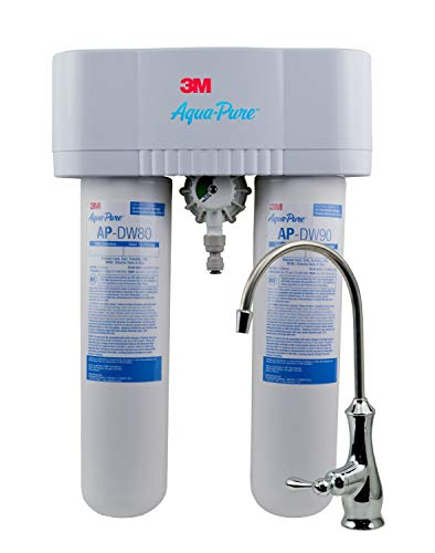 3M Aqua-Pure Under Sink Water Filter System AP-DWS1000