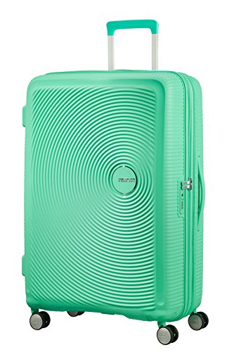 American Tourister - Soundbox Spinner 77/28 Expansible 97/110 L - 4,2 KG Deep Mint