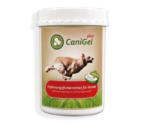 Cani Gel Plus (ehemals Spezial) mit Neuseeländischer Grünlippmuschel 500g