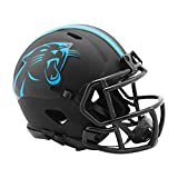 Riddell Speed Mini Football Helm - Eclipse Carolina Panthers