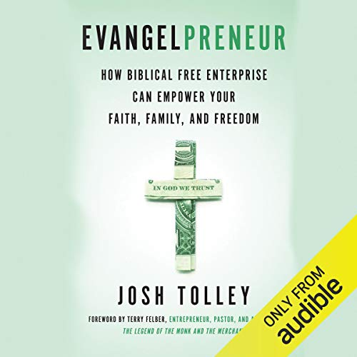 Evangelpreneur  By  cover art