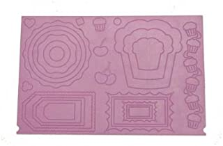 Ultimate Pro Embossing Board - Springtime Sweets and Cupcake Treats
