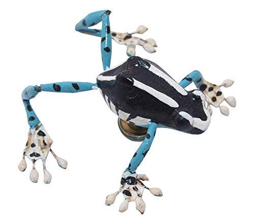 Ero Aimant décoratif en forme de grenouille Bleu