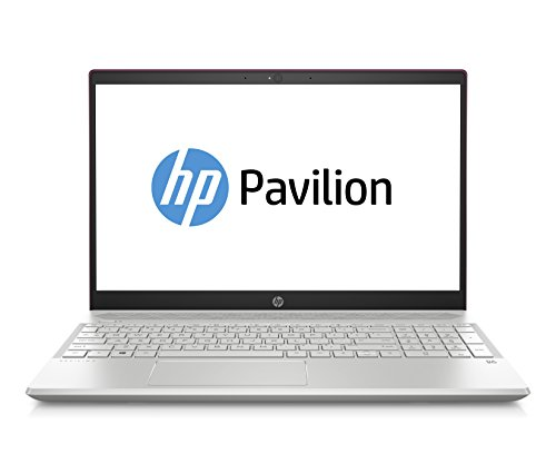 HP Pavilion 15-cs0203ng (15,6 Zoll Full-HD) Notebook (Intel Core i3-8130U, 256GB SSD, 8GB RAM, Intel UHD Graphics, Windows 10 Home 64) burgundy