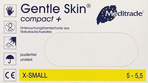 Meditrade 1221XSI Gentle Skin Compact, 1er Pack (1 x 100 Stück)