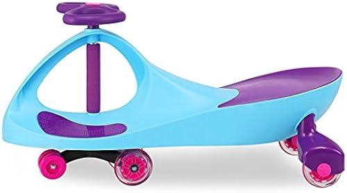 Kinder Twist Auto Mute Rad Schaukel Auto Baby Yo Auto Spielzeugauto Alter 3 Jahre Alt 81  29,5  41 cm (Farbe   Hellblau)