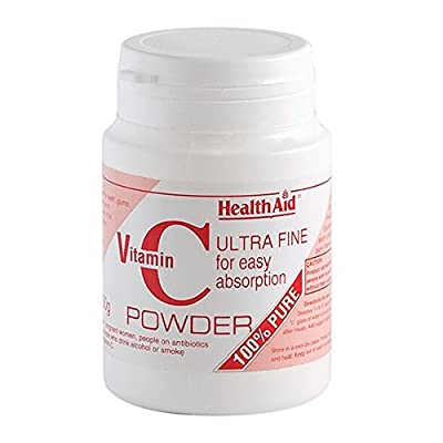HealthAid Vitamin C Powder 60g