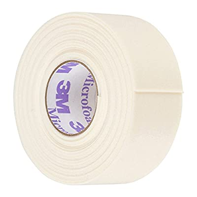3M Microfoam Tape Eyelash Extension Better Than Under Eye Gel Pads Patches