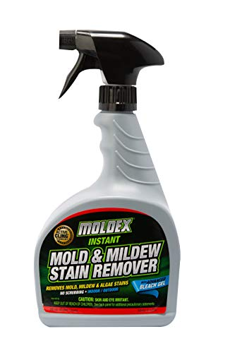 Moldex Biodegradable Mold and Mildew Stain Remover, 32 oz (Pack of 1)