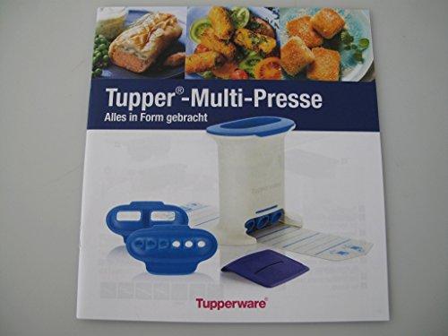 TUPPERWARE Rezeptheft
