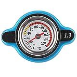 Tapa del radiador termostático, tapa del tanque de agua termostático universal...