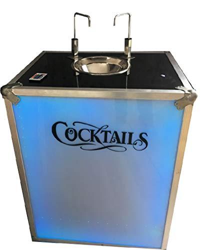 fontaine a cocktail électrique