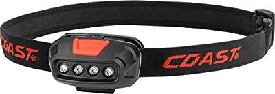 Coast FL85 540 lm Dual Color Focusing LED Headlamp