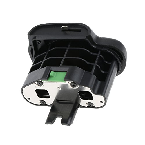 P Prettyia Tapa de la batería de la cámara BL-5 está diseñada para Nikon D800 D800E...