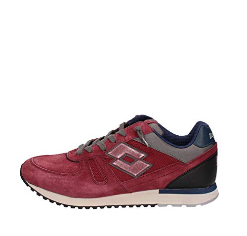 Lotto T0844 Chaussures de sport Homme Red 42