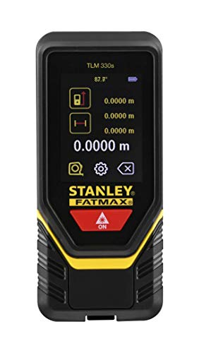 Stanley Medidor láser 100m TLM330 STHT1-77140, 100 metros
