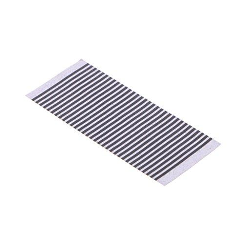 Sharplace Câble Ruban de Climatiseur de Voiture Pièce de Remplacement Reparation Cable Fixation