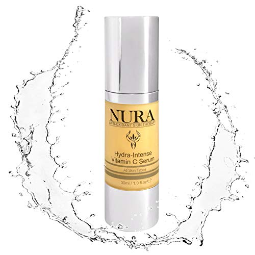 Hydra-Intense Vitamin C Serum, with concentrated Vitamin C and Hyaluronic Acid