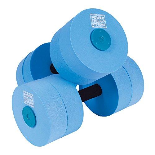 Power Systems Halteres de água, resistência média, par, azul (86560)