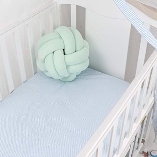 Lowral Soft Knot Ball Cushions, Bed Stuffed Pillow, Home Decor Cushion Ball Plush Throw