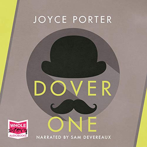 Dover One audiobook cover art