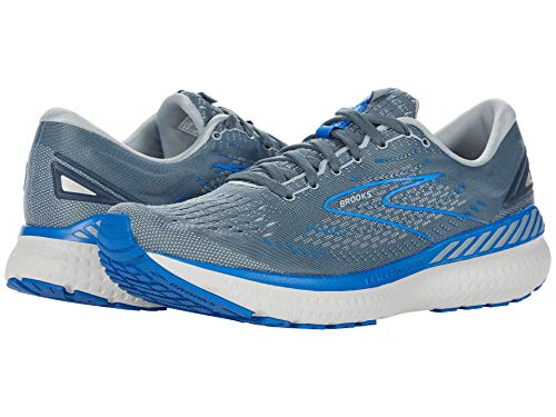 mens brooks running shoes Brooks Glycerin GTS 19 Men's Supportive Running Shoe (Transcend)