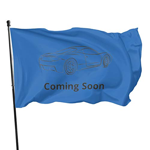 N/ 1992-96 Ford Bronco Banner Flaggen 3 x 5 in Fahne Polyester, Polyester, Schwarz, Einheitsgröße