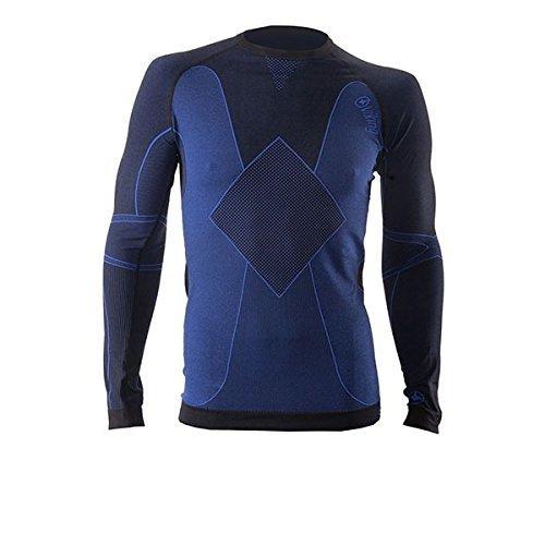 T-Shirt Thermique Viking Colin-M,L,XL XL Bleu