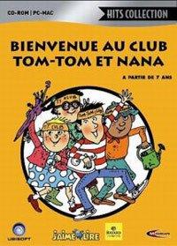 Mindscape-Bienvenue au club Tom-Tom et Nana - PC - Neuf VF