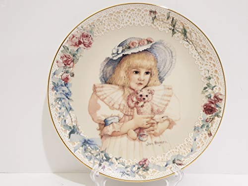 The Hamilton Collection from The Dear to My Heart Plate Collection - Shelley