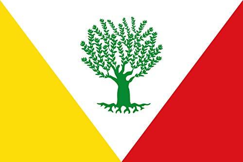 magFlags Bandera XL Montejícar | Bandera Paisaje | 2.16m² | 120x180cm