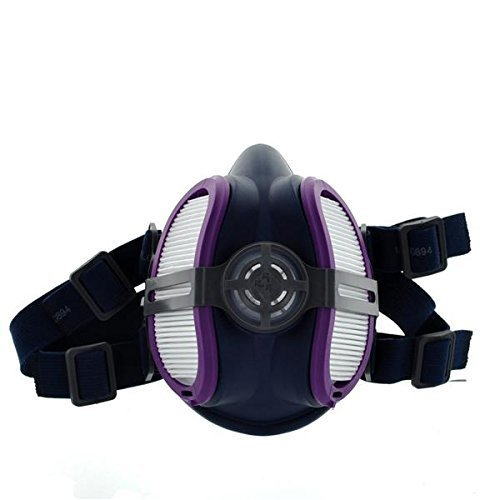Product Image of the Miller ML00895 Lpr-100 Respirator W/Filters, Medium/Large by Miller Electric