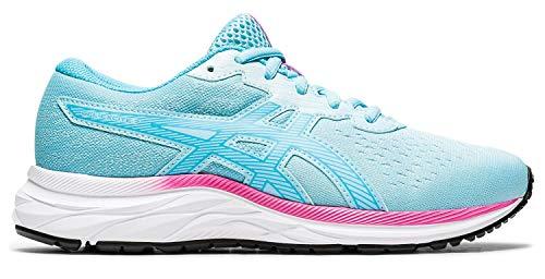 ASICS - Unisex-Child Gel-Excite 7 Gs Sneaker, 40 EU, Ocean Decay/Aquarium